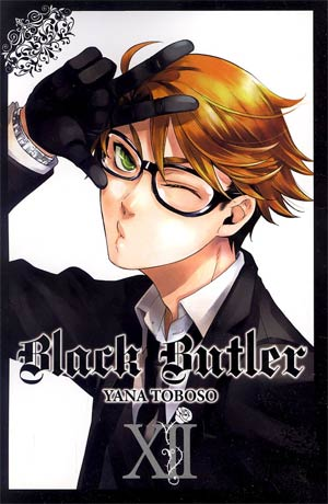 Black Butler Vol 12 TP