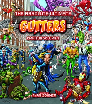 Absolute Ultimate Gutters Omnibus Vol 3 HC
