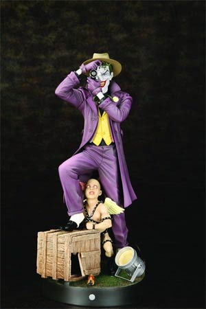 Batman The Killing Joke Joker ARTFX Statue 1st Edition