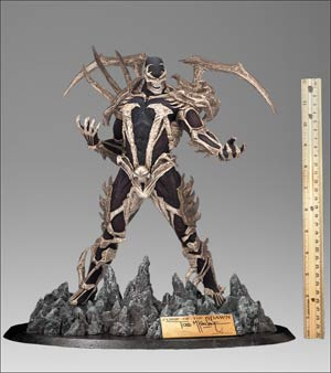 Curse Of The Spawn Resin Statue