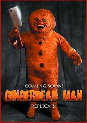 Gingerdead Man 1/1 Scale Replica