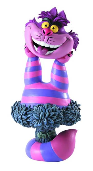 Grand Jester Cheshire Cat Mini Bust