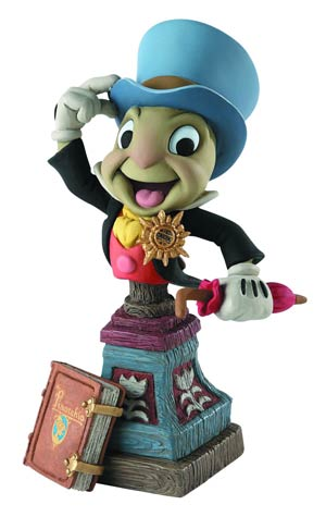 Grand Jester Jiminy Cricket Mini Bust