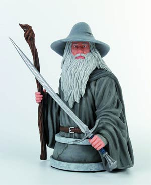 Hobbit Gandalf Mini Bust