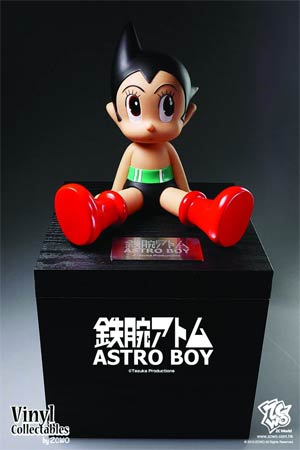 Astro Boy 60th Anniversary Vinyl Figure