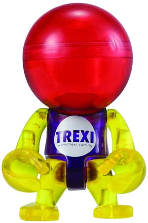 Colour Clear 2.5-Inch Trexi