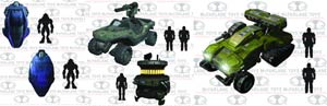 Halo Micro-Ops Series 2 Small Carded Assortment Case