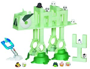 Star Wars Angry Birds AT-AT Attack Battle Game