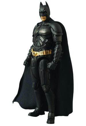 Dark Knight Rises Batman Miracle Action Figure