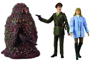 Doctor Who Three Doctors Action Figure Collector Set