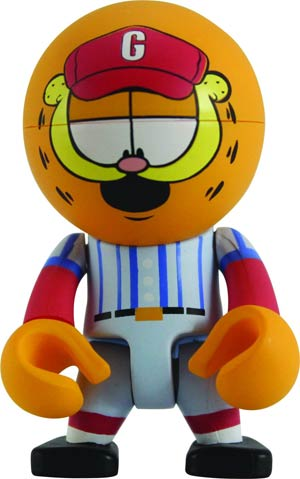 Garfield & Friends Trexi - Baseball Player Garfield