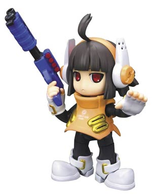 Hoi-Hoi San Combat-San Rookie Plastic Model Kit