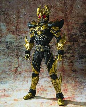 Kamen Rider SIC Kiwami Tamashii Masked Rider Kuuga Rising Ultimate Kamen Rider Decade Action Figure