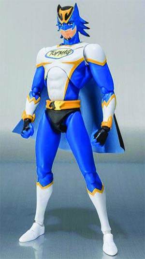 Tiger & Bunny S.H.Figuarts - Wild Tiger Top Mag Version Action Figure