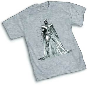 Batman Raw II By Jim Lee T-Shirt Large