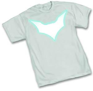 Batwing Symbol T-Shirt Large
