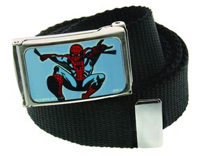 Marvel Heroes Web Belt - Spider-Man