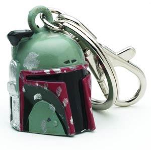 Star Wars Helmet Keychain - Boba Fett