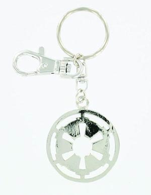 Star Wars Keychain - Imperial Symbol