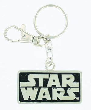 Star Wars Keychain - Star Wars Logo