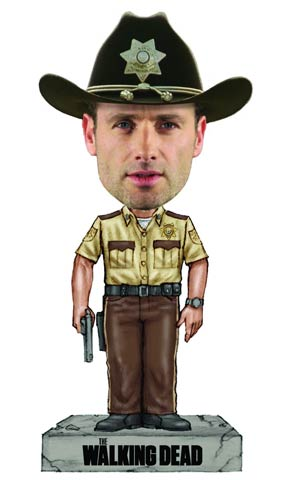 Walking Dead Rick Grimes Wacky Wobbler