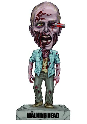Walking Dead RV Walker Zombie Wacky Wobbler