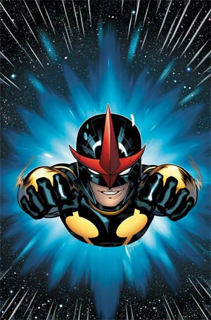 Nova Marvel Now Poster