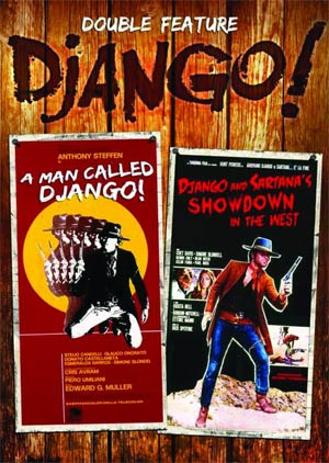 Man Called Django / Django & Sartana DVD