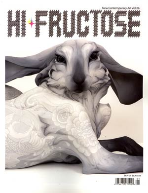 Hi-Fructose Magazine Quarterly #26 2013