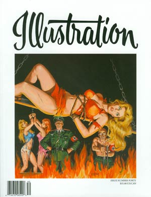 Illustration Magazine #40