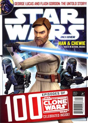 Star Wars Insider #139 Mar 2013 Newsstand Edition