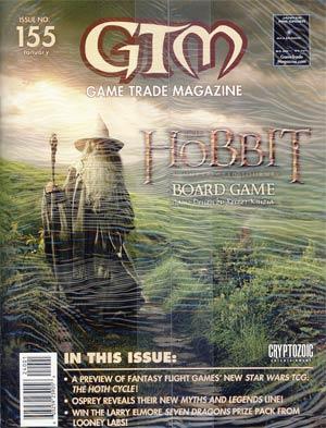 Game Trade Magazine #155