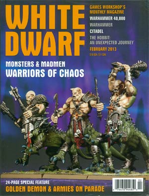 White Dwarf #397