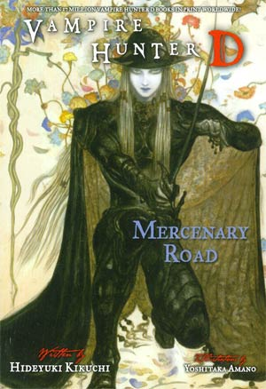 Vampire Hunter D Novel Vol 19 Mercenary Road SC