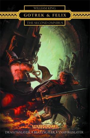 Warhammer Gotrek & Felix Second Omnibus SC