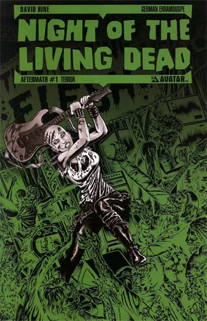 Night Of The Living Dead Aftermath #1 Incentive Terror Cvr