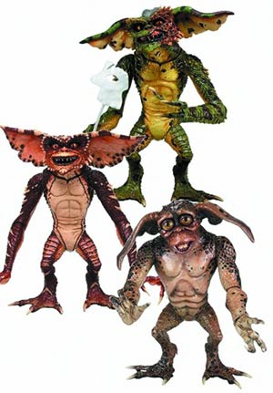 Gremlins Mogwais Series 2 Brown Gremlin 7-Inch Action Figure