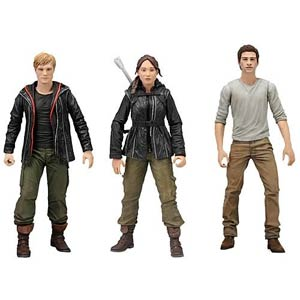 Hunger Games Movie Peeta 7-Inch Action Figure