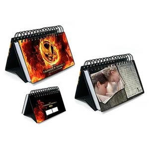 Hunger Games Movie 2013 Desk Calendar