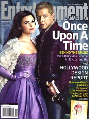 Entertainment Weekly #1230 Oct 26 2012