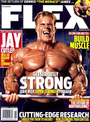 Flex Magazine Vol 29 #11 Nov 2012