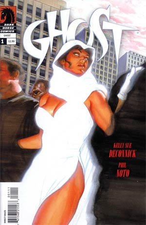 Ghost Vol 3 #1 Cover B Alex Ross