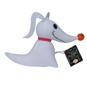 POP Disney Nightmare Before Christmas Zero The Dog Plushie