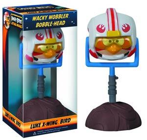 Angry Birds Star Wars X-Wing Bird Wacky Wobbler