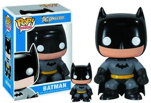 POP Heroes Batman 9-Inch Vinyl Figure