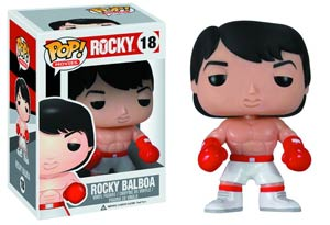 POP Movies 18 Rocky Rocky Balboa Vinyl Figure