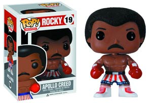 POP Movies 19 Rocky Apollo Creed Vinyl Figure