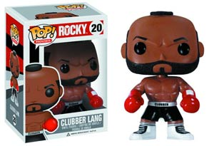POP Movies 20 Rocky Clubber Lang Vinyl Figure