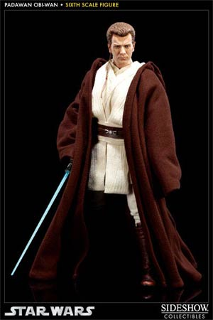 Star Wars Padawan Obi-Wan 12-Inch Figure