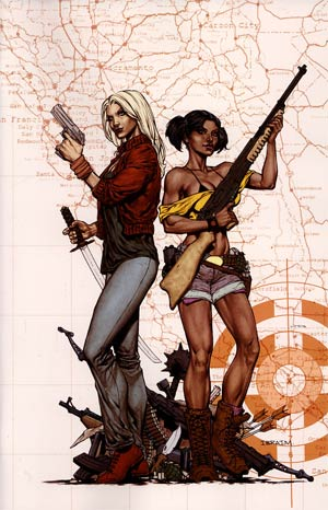 Freelancers #1 Incentive Ibraim Roberson Virgin Variant Cover